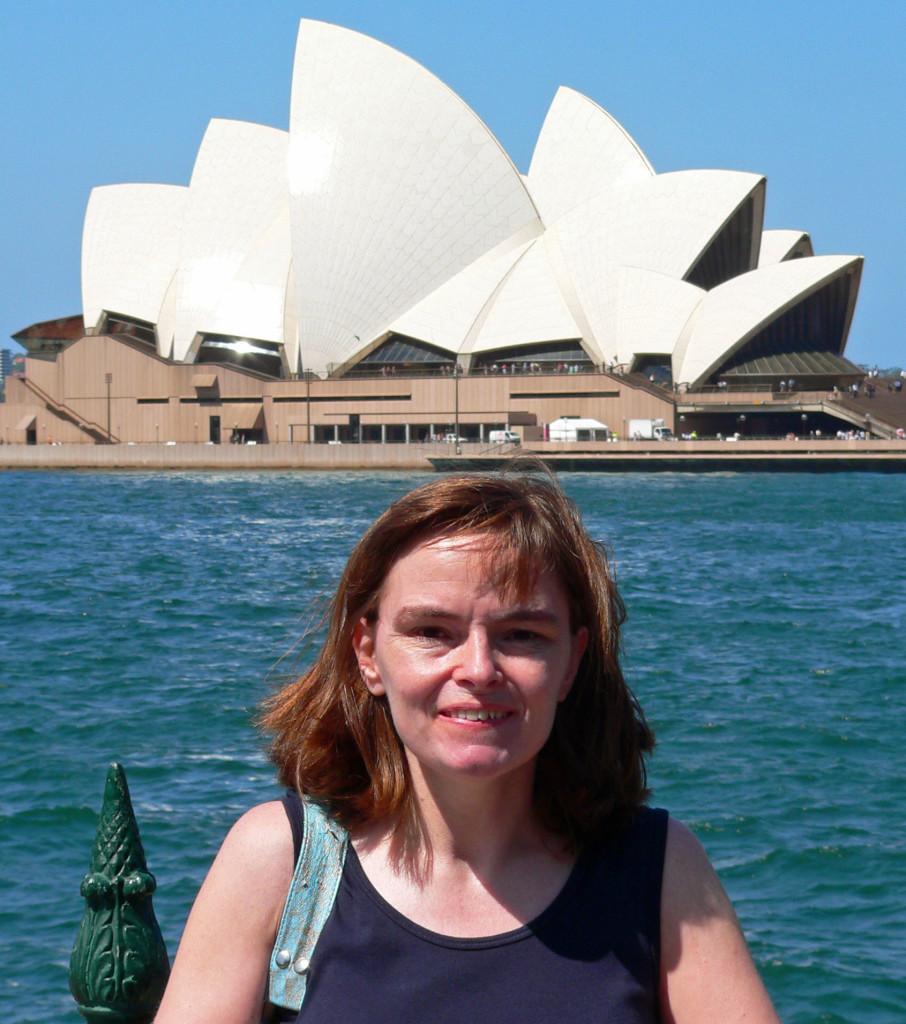 Laura Byrne Paquet in Sydney Australia