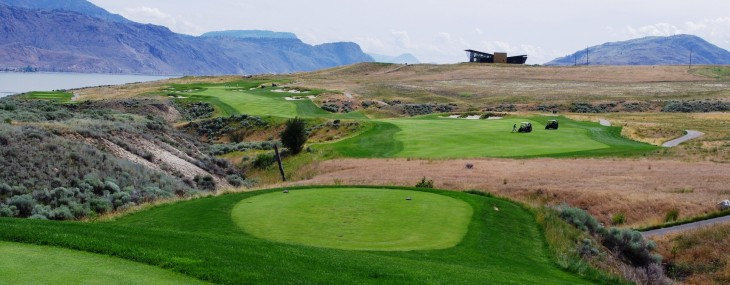 Golf in Kamloops BC