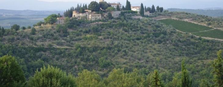 Tuscany Italy Wine Country
