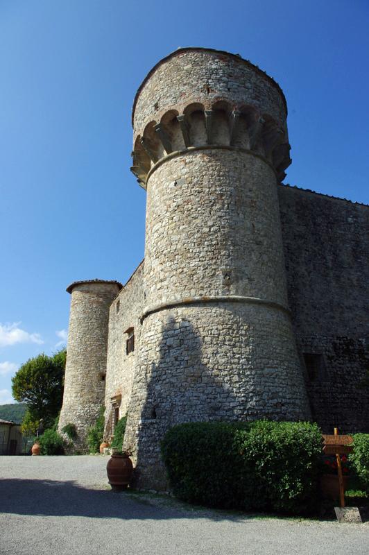 Castello di Meloto