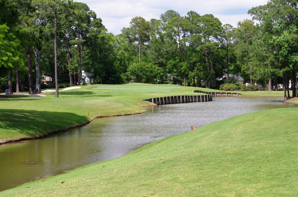 Gulf Shores - Hole #6