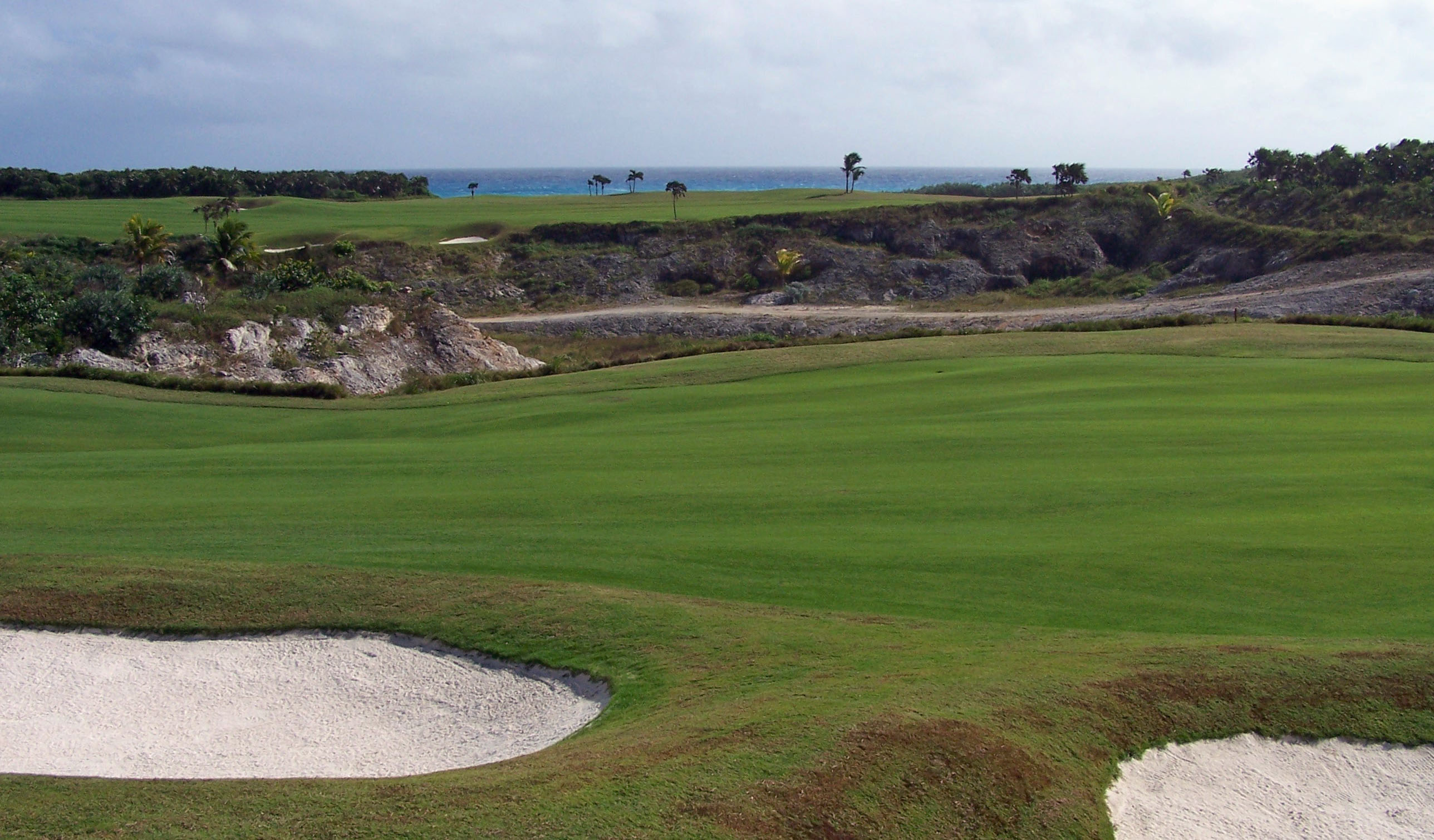 The Abaco Club on Winding Bay Hole #15