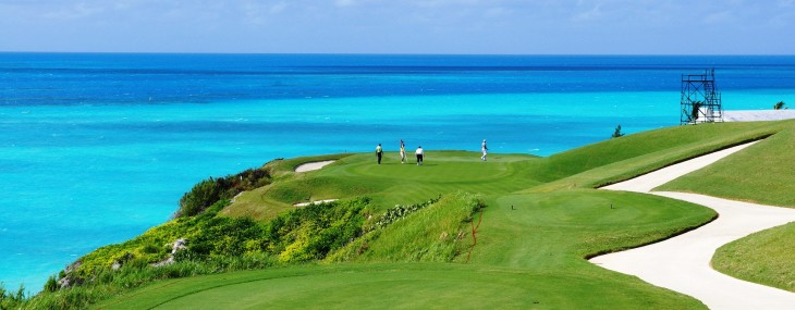Bermuda – The Grand Slam of Golf