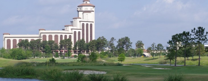 Golf in Lake Charles Louisiana