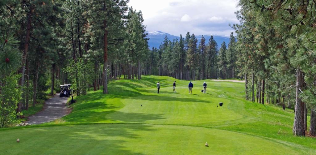 Kelowna - Quail Course at Okanogan Golf Club