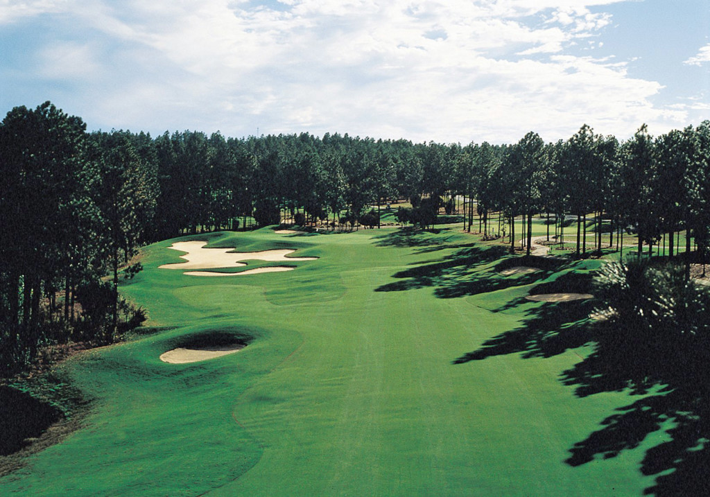 Talamore Mid South - Hole #18