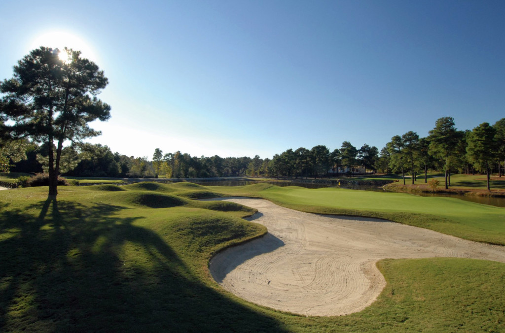 Talamore Mid South - Hole # 7