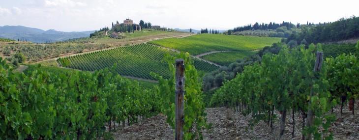 Golf in Tuscany Italy