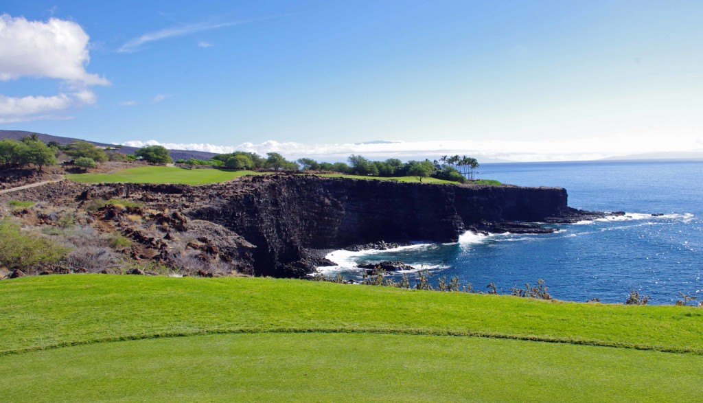 Challenge at Manele Bay - Lana'i Hawaii