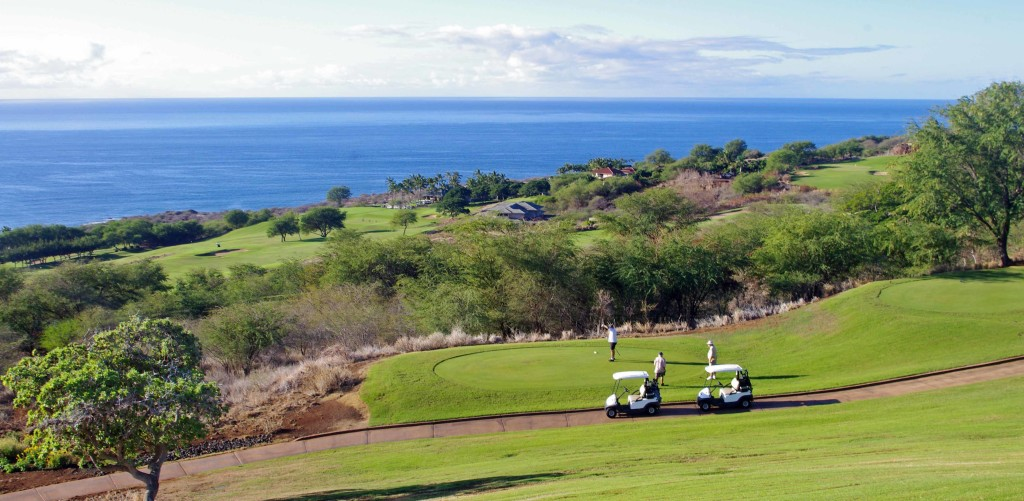The Challenge at Manele Bay - Lana'i Hawaii