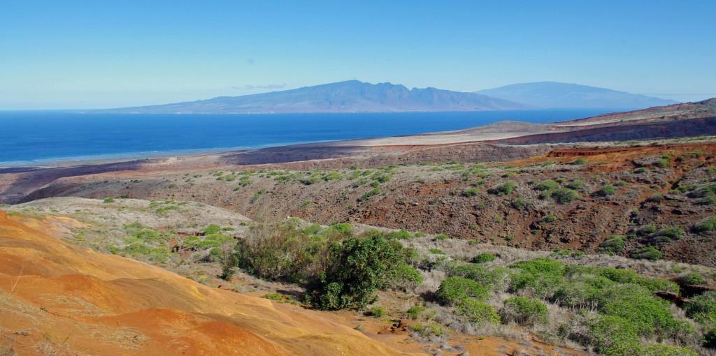 Shipwreck Beach Lana'i Hawaii