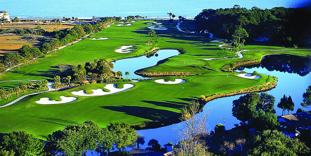 Palmetto Dunes - RTJ Course - South Carolina