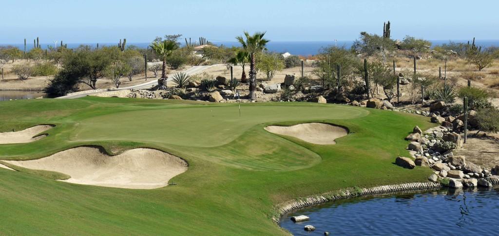 Cabo del Sol - Desert Course