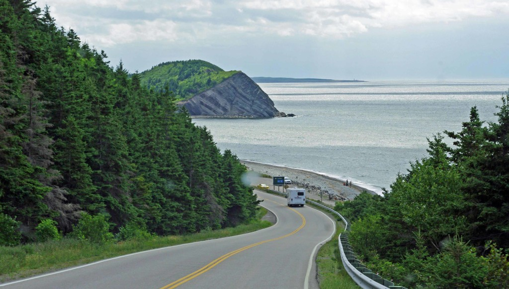 Cabot Trail - West Shore