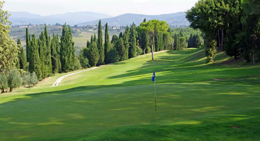 Florence Golf Club Ugolino - Hole 9