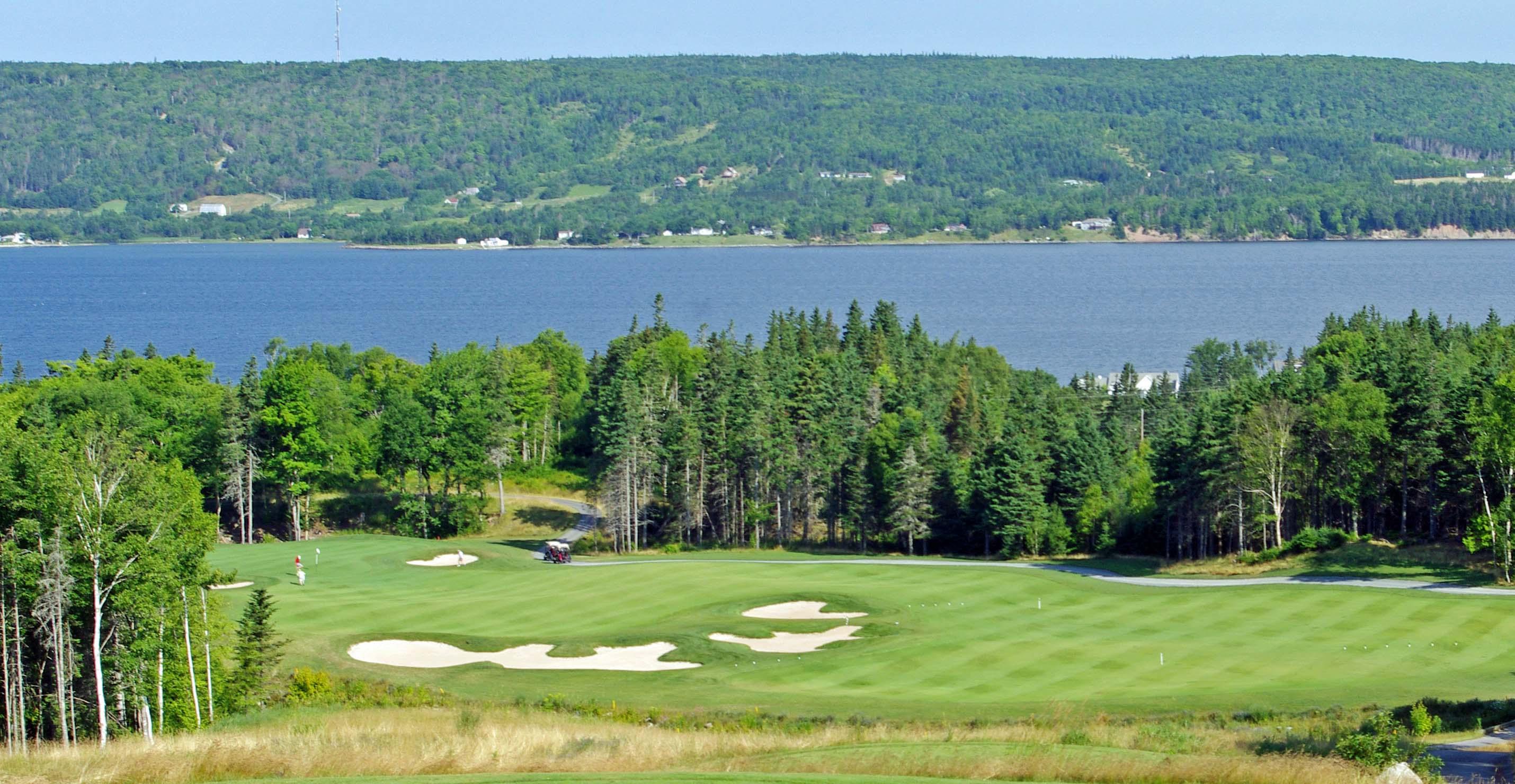 Cape Breton / GolfTravelAndLeisure.com