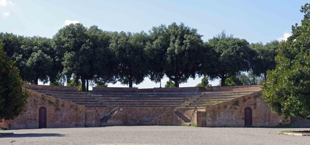 Enoteca Italiana Fort Siena Italy
