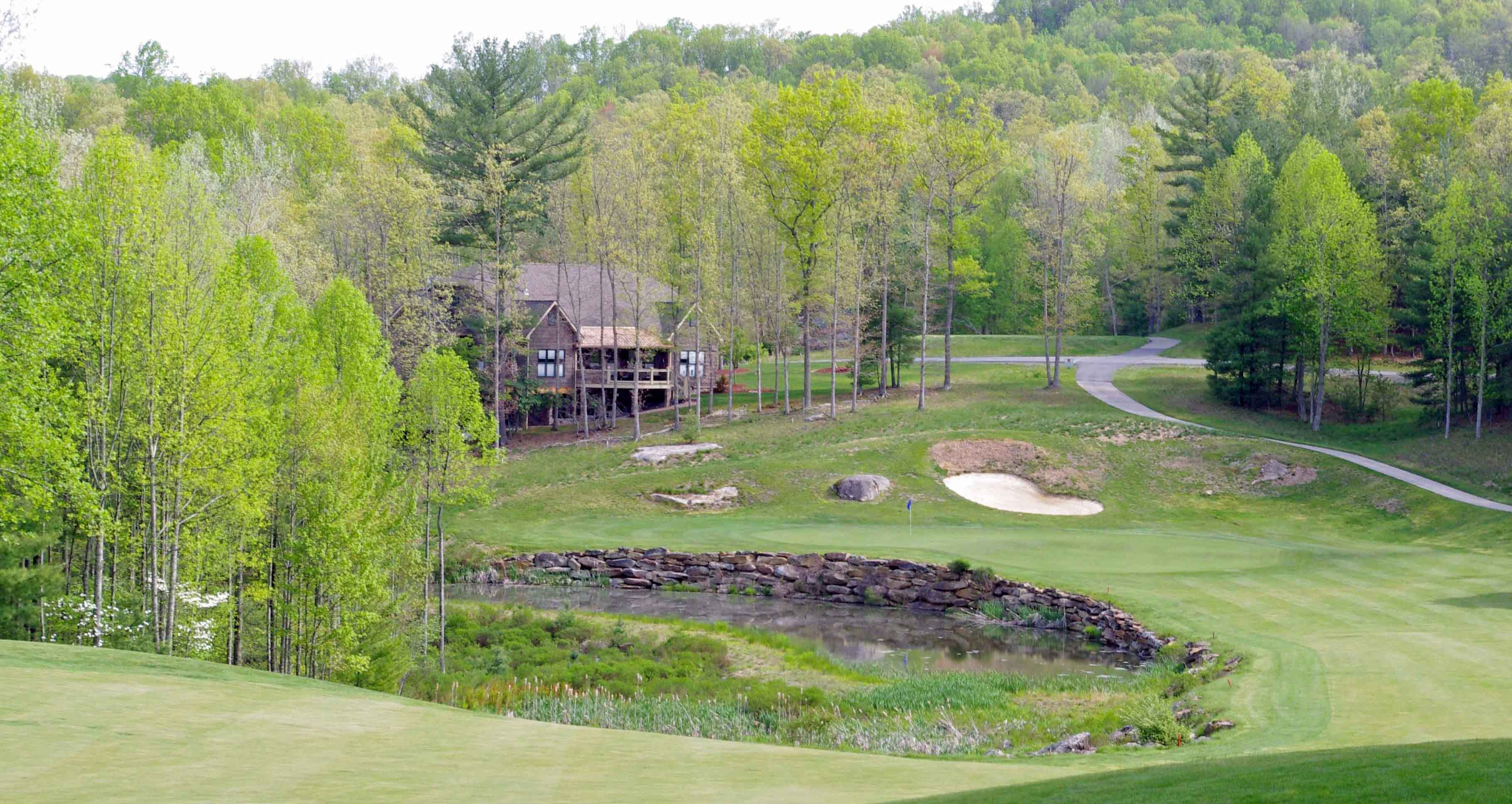 Stonehaven Course at Glade Springs