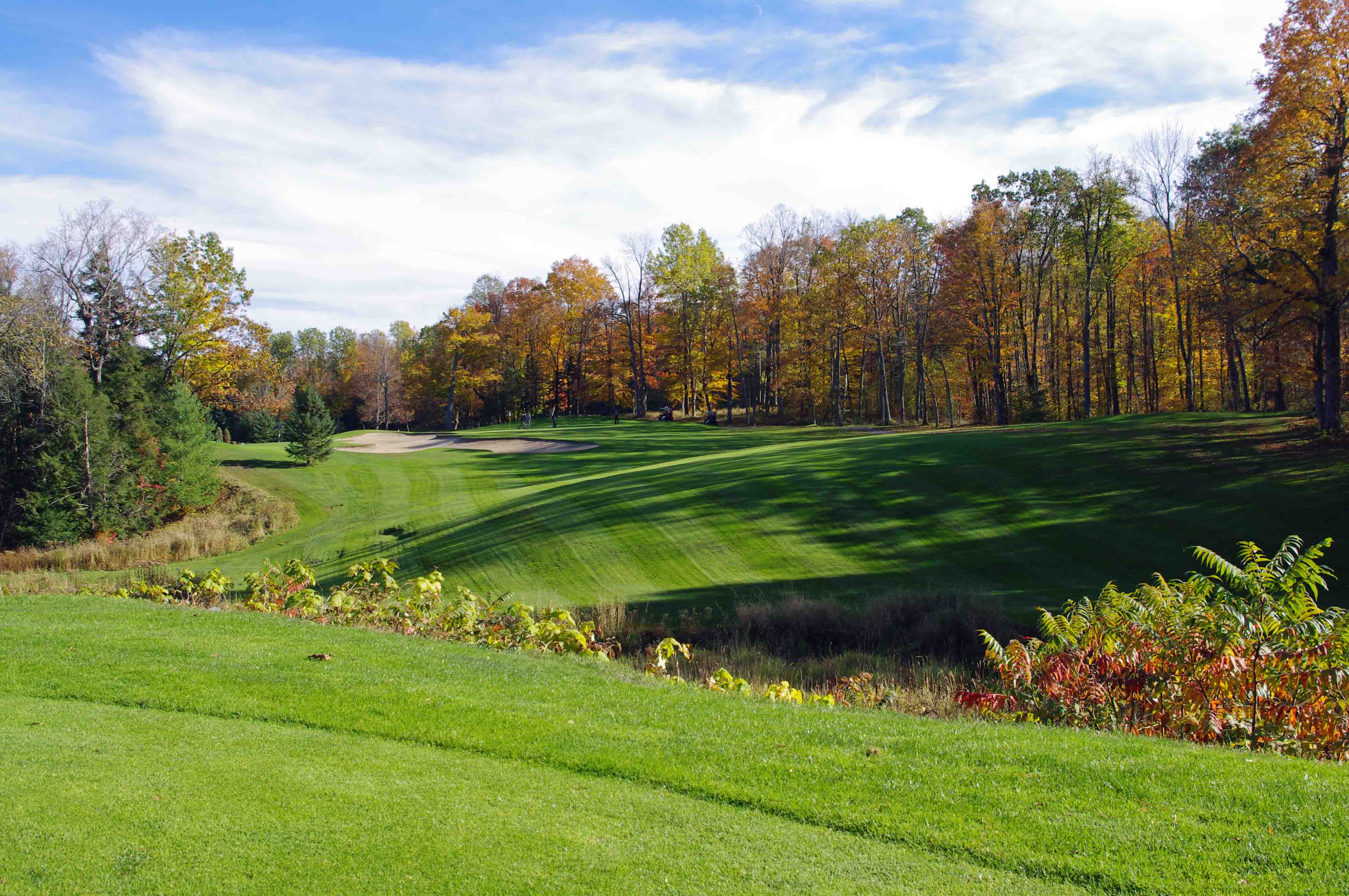 Chateau de Montebello Golf Club