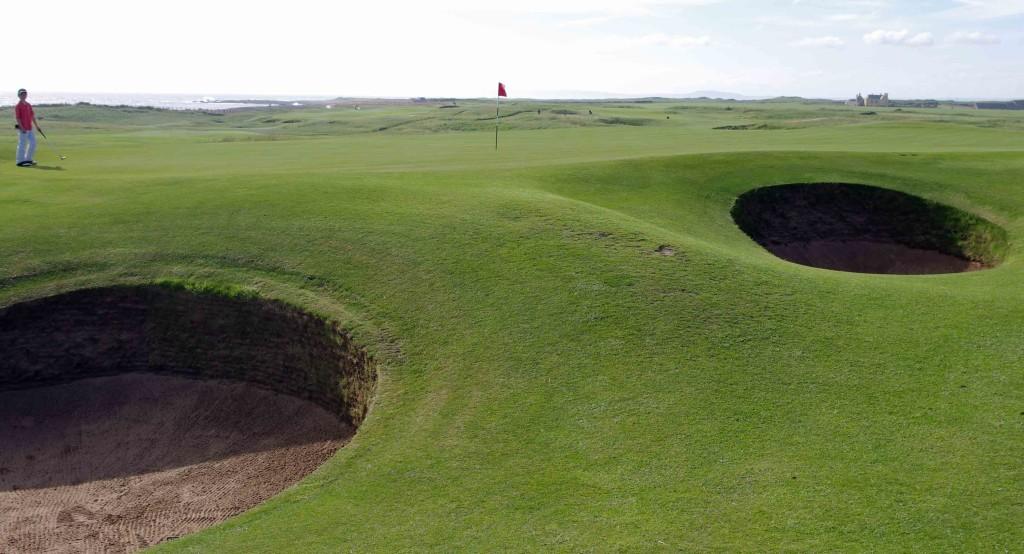 Royal Porthcawl Golf Club Bunkers