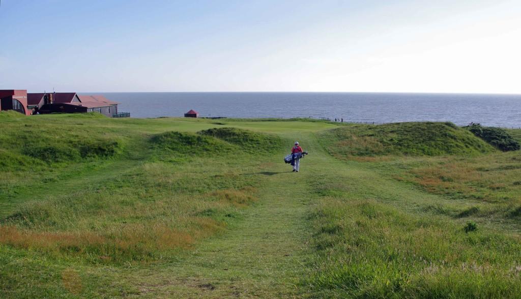 Royal Porthcawl Golf Club 18th Hole