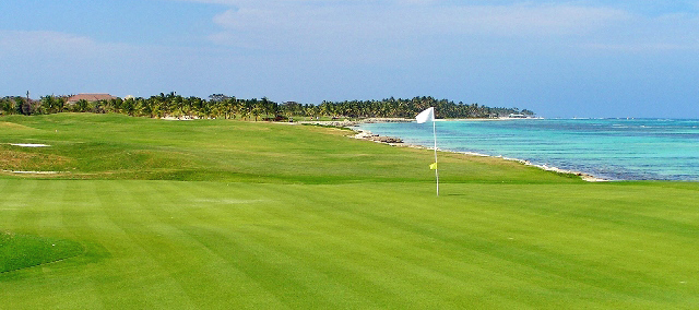 La Cana Golf Course 18th Hole