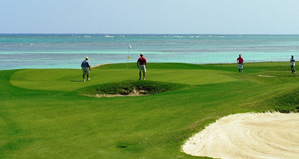 Punta Cana's Golf Nirvana La Cana Golf Course
