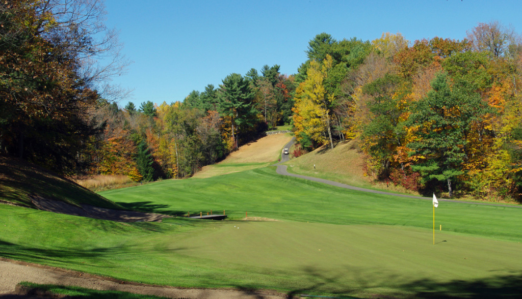Le Chateau Montebello Golf Club - Hole #8