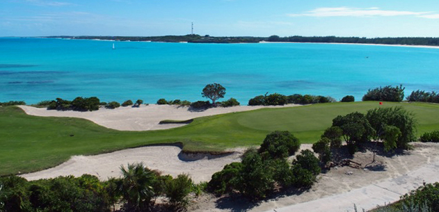 Emerald Reef Golf Course Great Exuma Bahamas