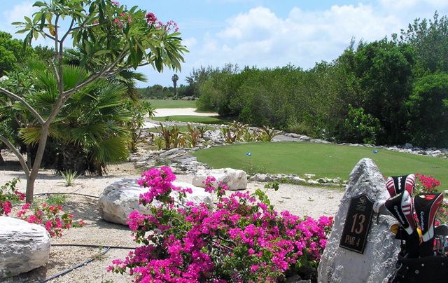 Provo Golf Club Turks and Caicos