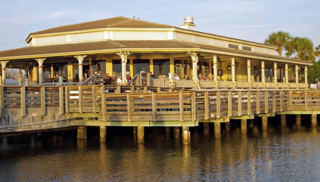 Brett's Waterway Café Amelia Island