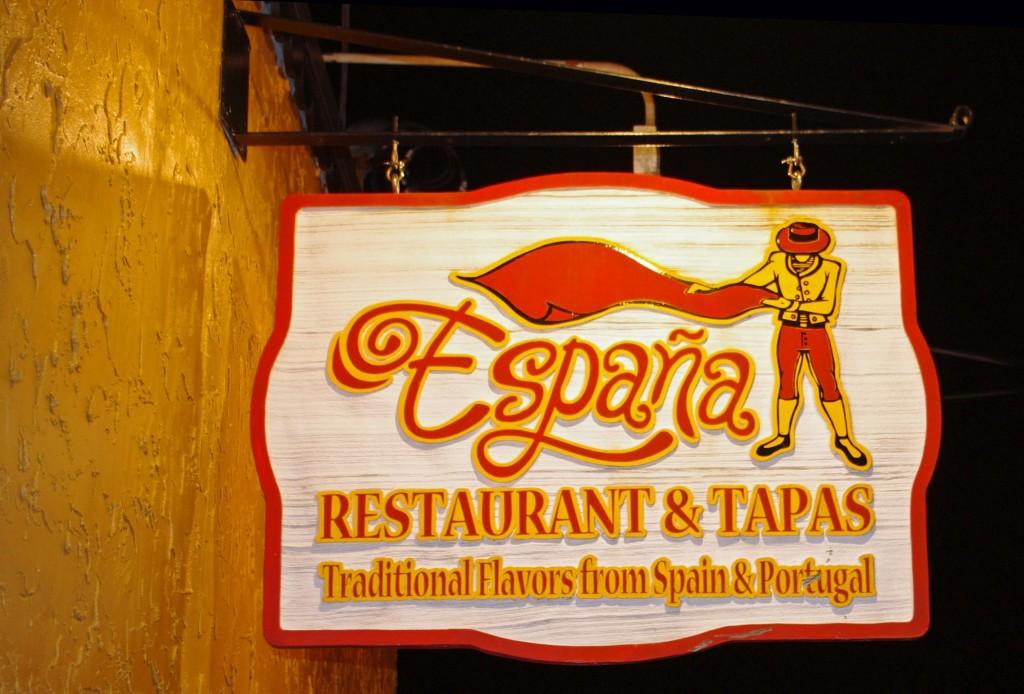 Espana Restaurant & Tapas in Fernandina Beach