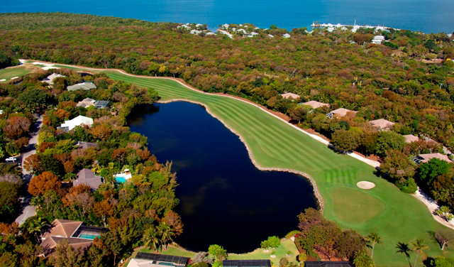 The Dolphin Golf Course at Ocean Reef