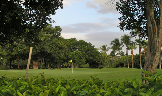 The Hammock Golf Course at Ocan Reef Golf Club