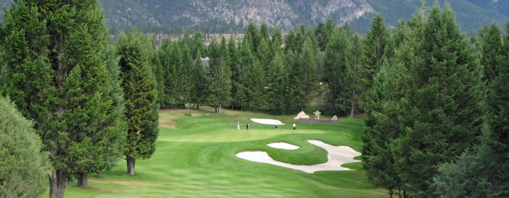 Golf Mountain Majesty in British Columbia