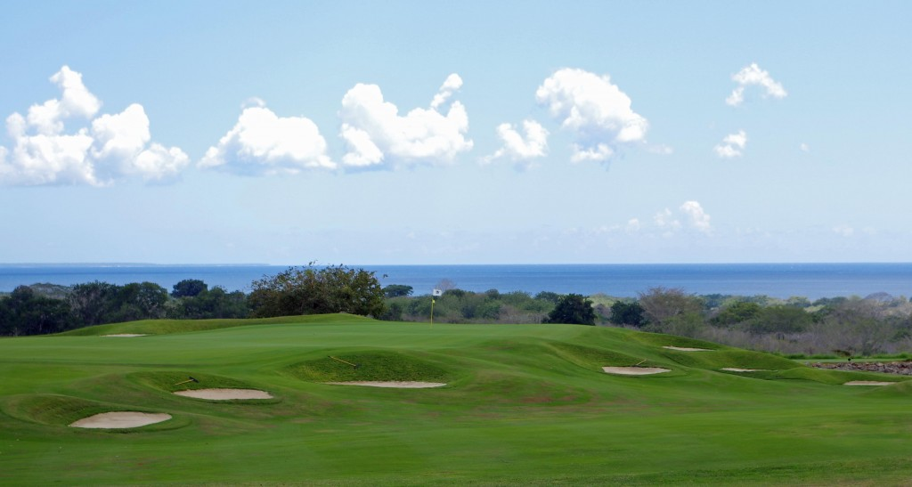 Dye Fore Golf Course at Casa de Campo