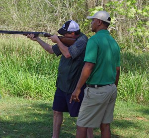 Skeet Shooting at Casa de Campo Shooting Club