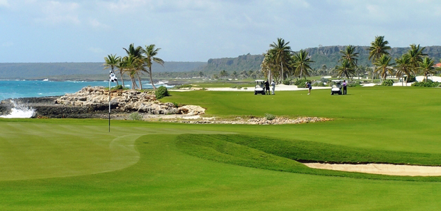Punta Espada Golf Course at Capacana