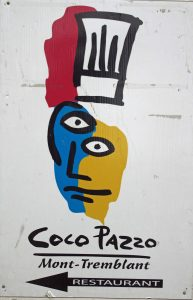 Coco Pazzo Restaurant in Mont-Temblant