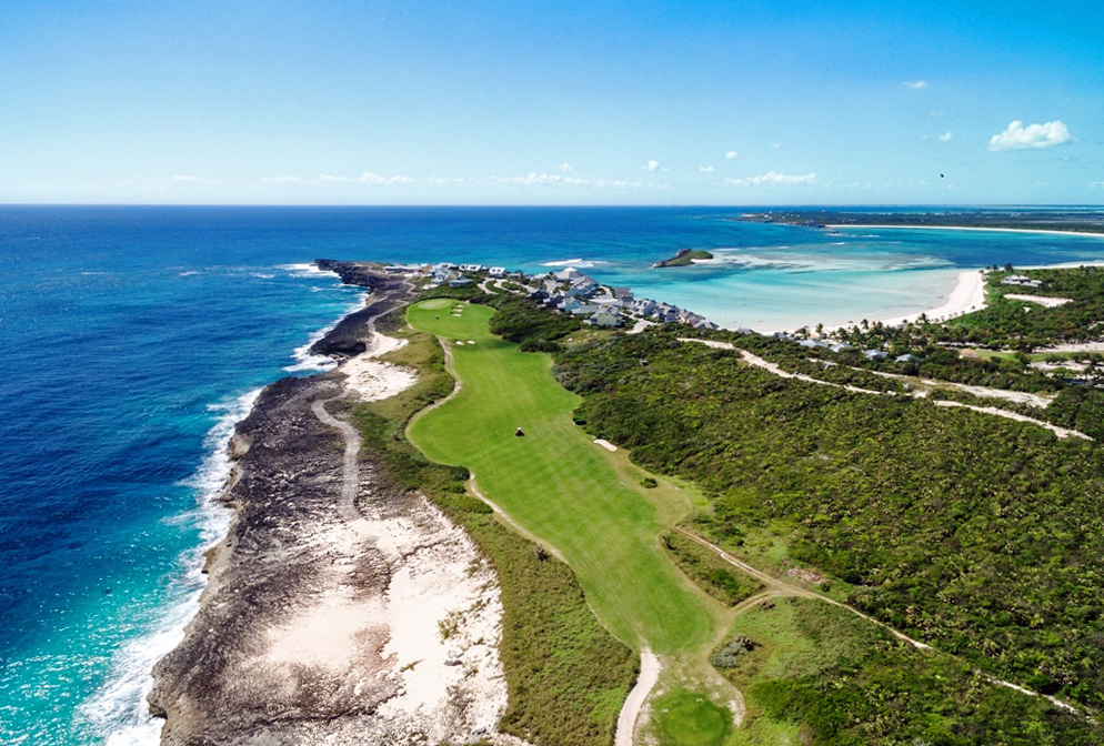 Abaco Club at Winding Bay 18th Hole
