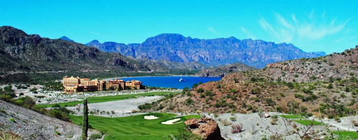 Danzante Bay Golf Course in Loreto, Mexico