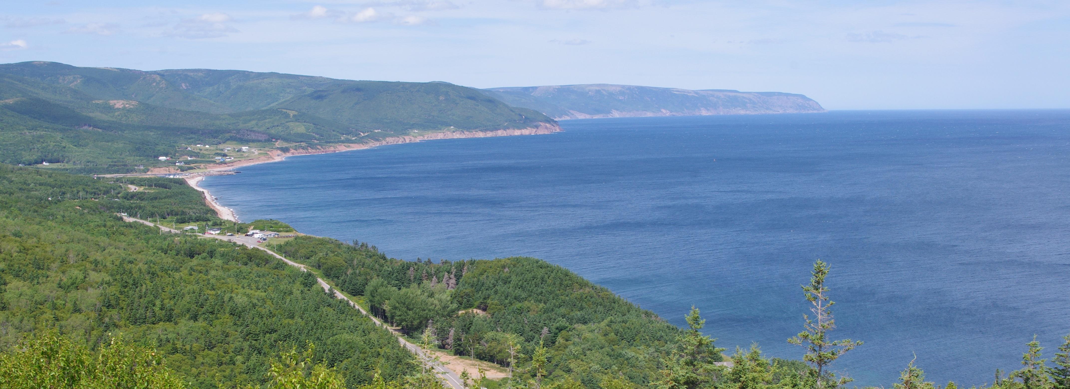 Cabot Trail - Cape Breton Island