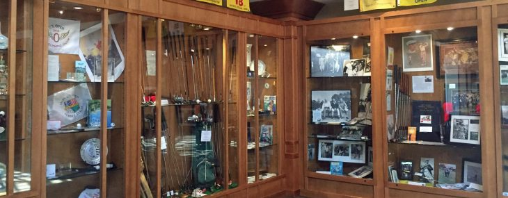 Brandenburg Historical Golf Museum at Cinnabar Hills in San Jose