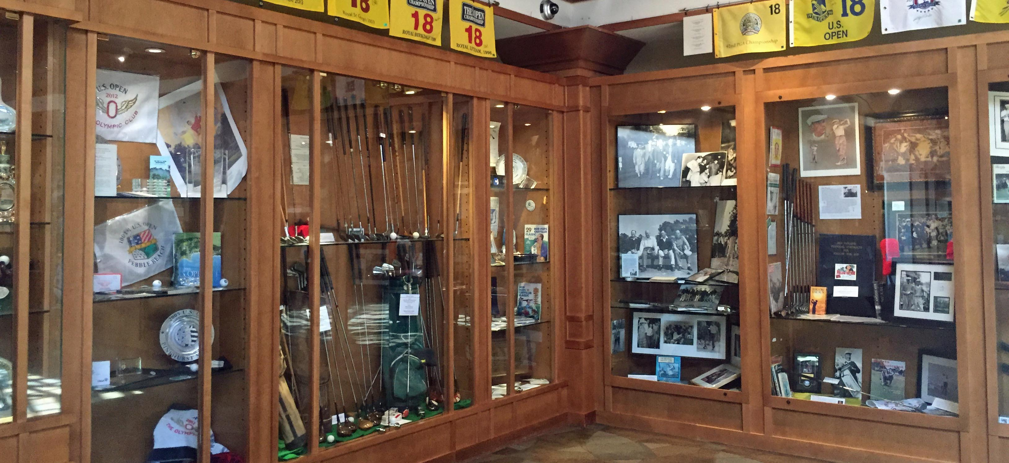 Bradenburg Historical Golf Museum at Cinnabar Hills
