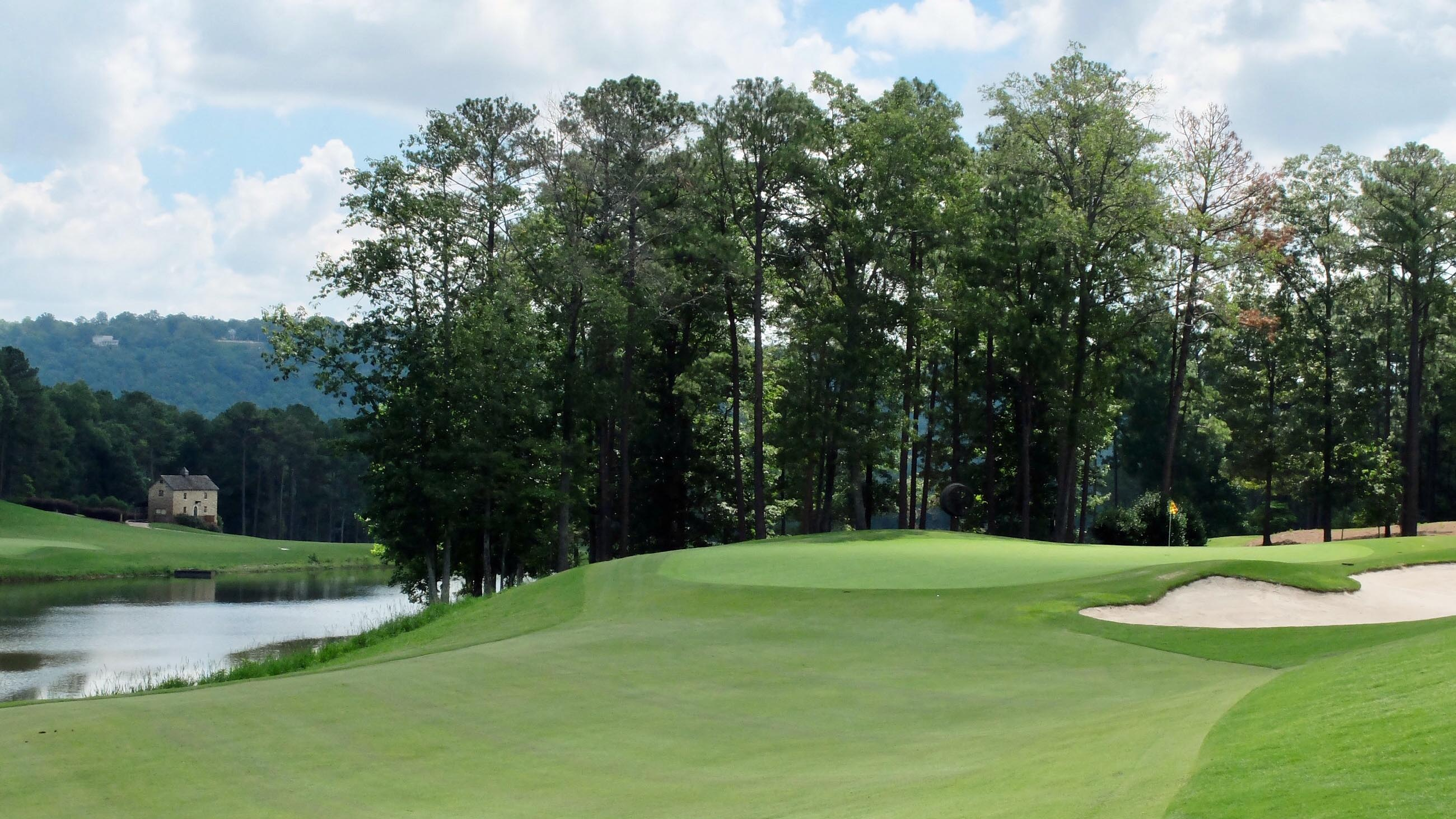 Ross Bridge Golf Course - Birmingham AL