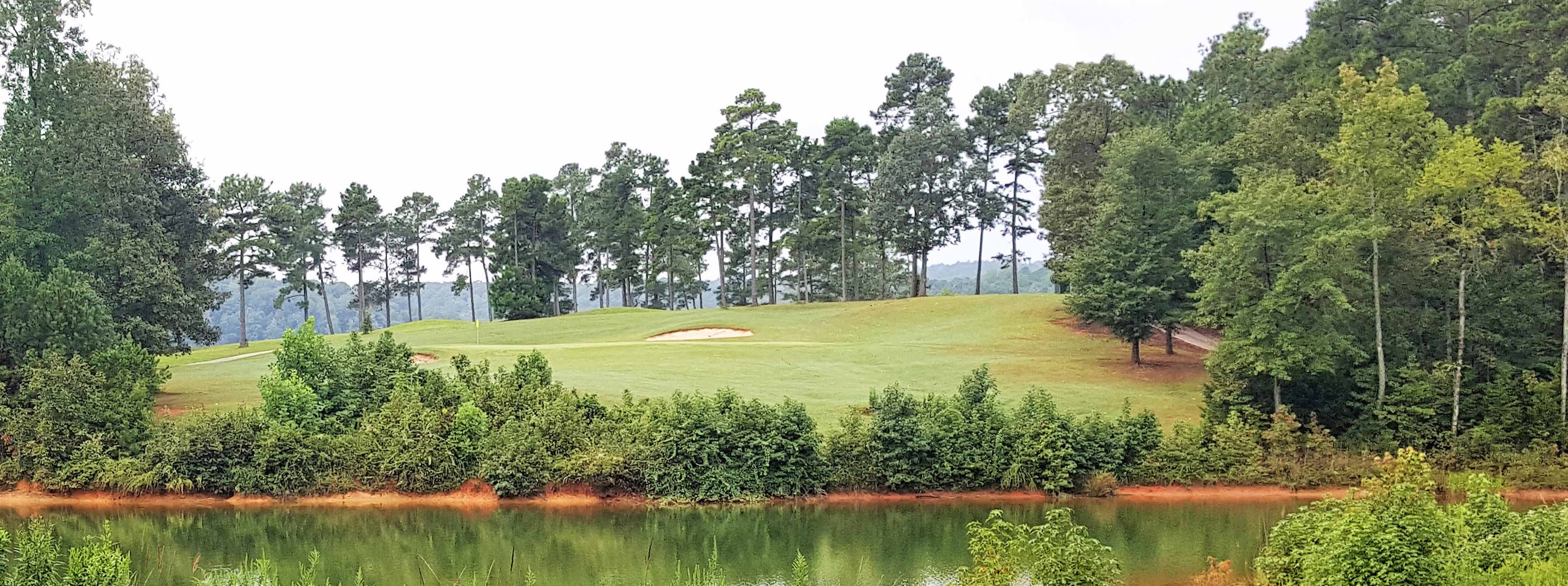 Arrowhead Pointe Golf Club -13th Green