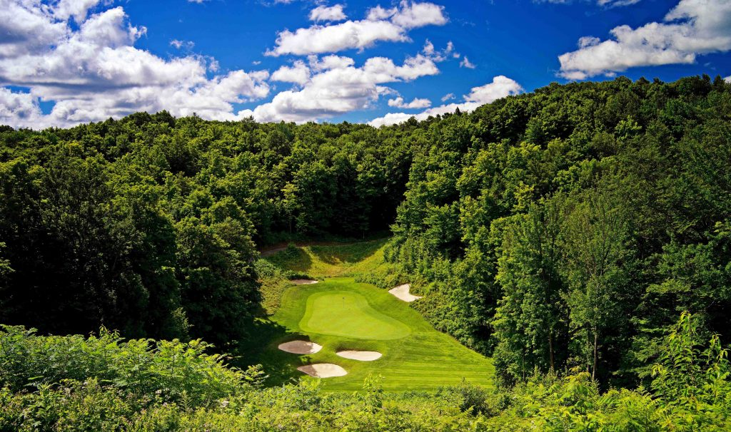 Treetops - Threetops 7th hole