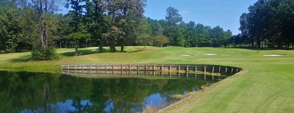 Bryan Park Champions Course 10th hole
