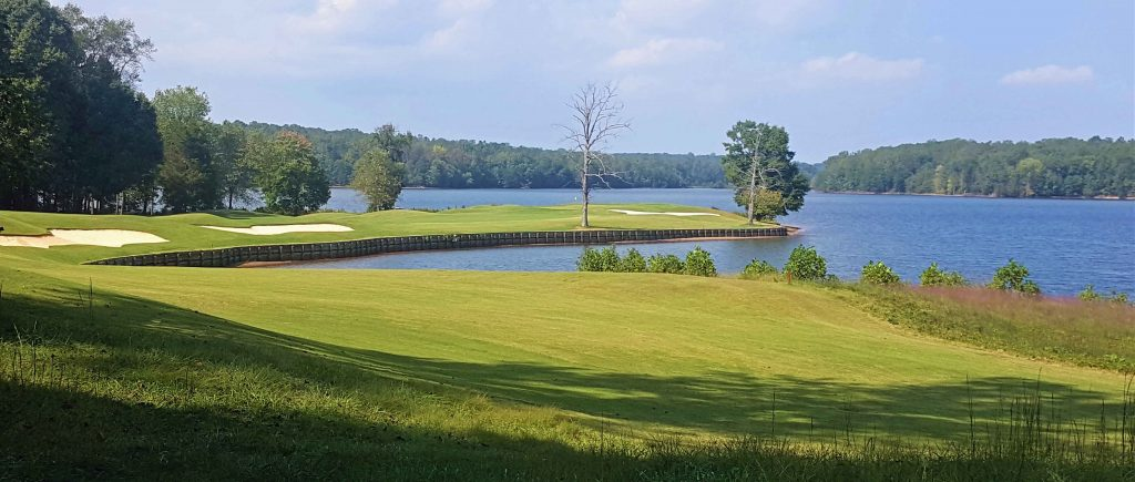 Bryan Park Champions Course 13th hole