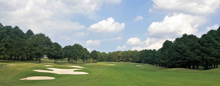 Bryan Park Champions Course – Unspoiled Splendor in North Carolina